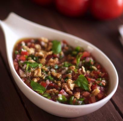 Gavur dağı Salatası Nasıl Yapılır